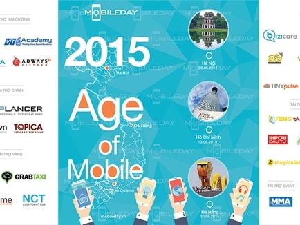 Mobile Day 2015: Nhiều đổi mới về nội dung