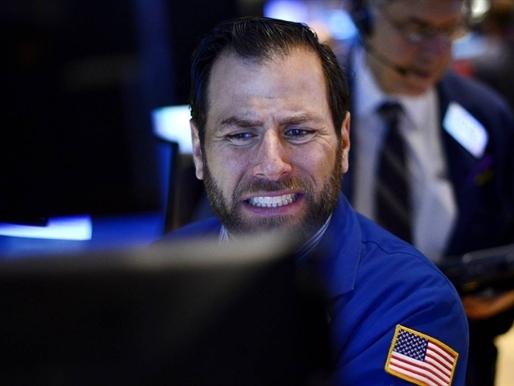 Chứng khoán Mỹ giảm, S&P 500 thấp nhất 1 tháng