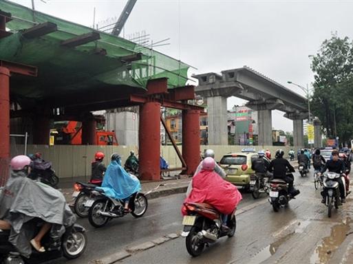 Đường sắt Cát Linh - Hà Đông mua 13 đoàn tàu Trung Quốc