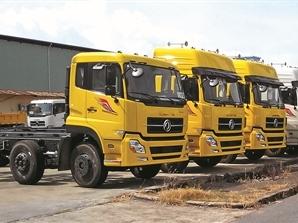 Thị trường xe tải: Cuộc đua hạng nặng