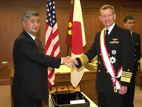 Cựu Tư lệnh Mỹ đề xuất phương án đối phó với Trung Quốc ở Biển Đông