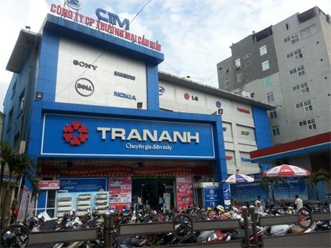 Tập đoàn bán lẻ Nhật Bản sở hữu 31% cổ phần Điện máy Trần Anh