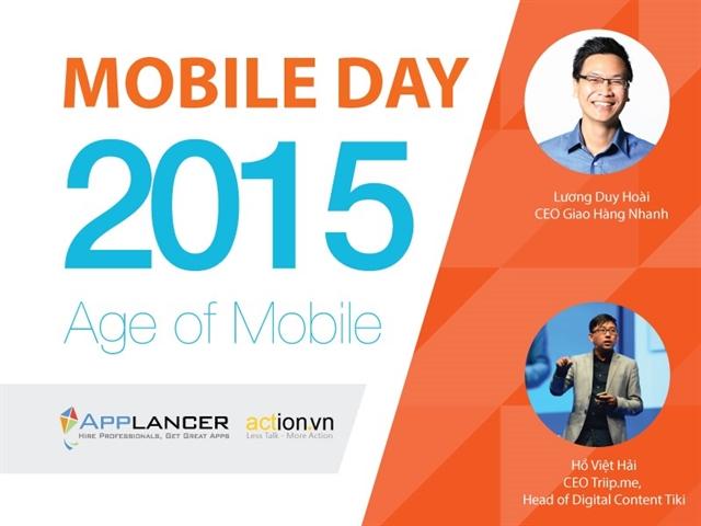 Sự kiện Mobile Day tại Hà Nội
