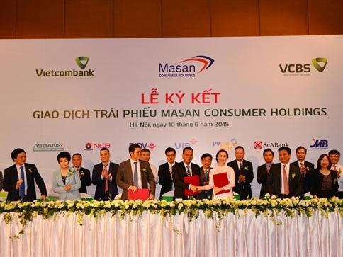 Masan Consumer Holdings phát hành 9.000 tỷ đồng trái phiếu