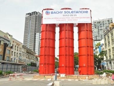 Nhật Bản muốn đầu tư 6.400 tỷ đồng xây TTTM ngầm Bến Thành