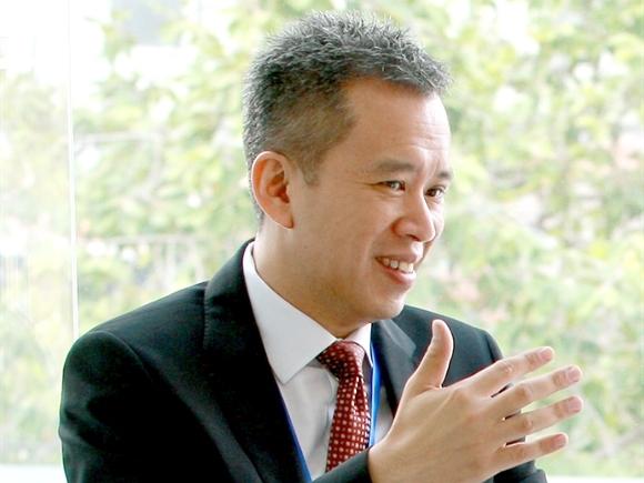 Gặp gỡ ông Eric Ng – Tân Tổng Giám đốc Sanofi Đông Dương