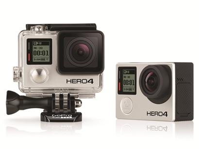 GoPro sẽ hết độc tôn thị trường camera thể thao?