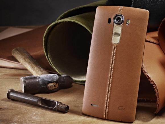 LG G4 chính thức ra mắt tại thị trường Việt Nam