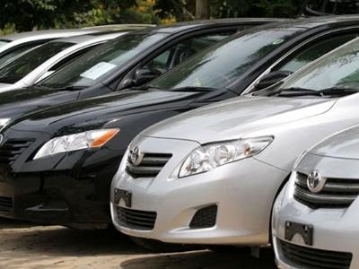 Nguy cơ gia tăng thâm hụt thương mại vì ôtô