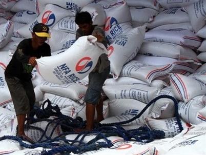 Philippines có thể nhập khẩu thêm 100.000 tấn gạo Việt Nam