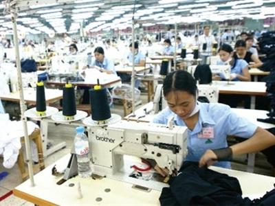 Đầu tư 300 tỷ đồng xây nhà máy May Nhà Bè - Hậu Giang
