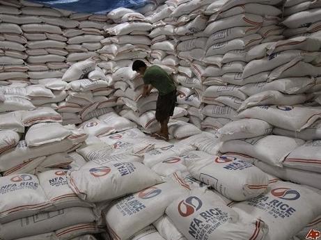 Philippines quyết định nhập khẩu 100.000 tấn gạo Việt Nam