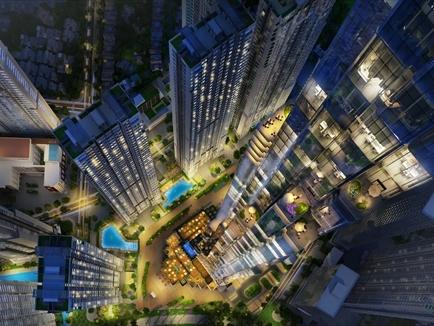 Vingroup xây thêm 3 tháp căn hộ trong quần thể The Landmark