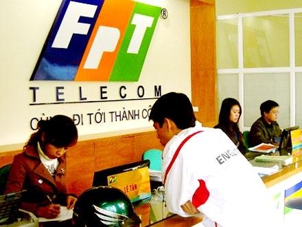 FPT lãi 1.117 tỷ đồng sau 5 tháng