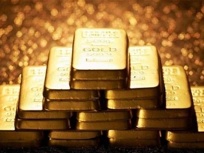 Giá vàng gần cao nhất 3 tuần do lo ngại khủng hoảng Hy Lạp