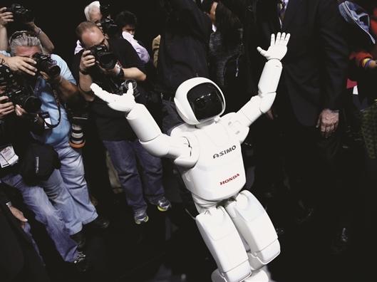 Cuộc cách mạng Robot: Cơ hội mới cho Nhật Bản