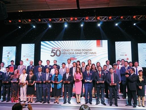 Top 50 Công ty kinh doanh hiệu quả nhất Việt Nam: Xu hướng và bài học