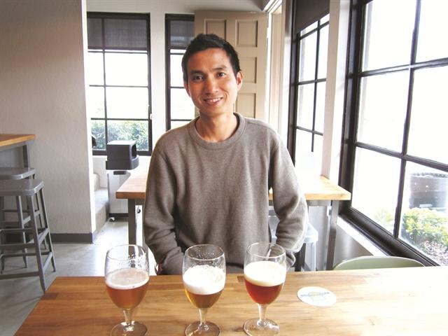 Henry Nguyễn: Giáo sư làm chủ xưởng bia