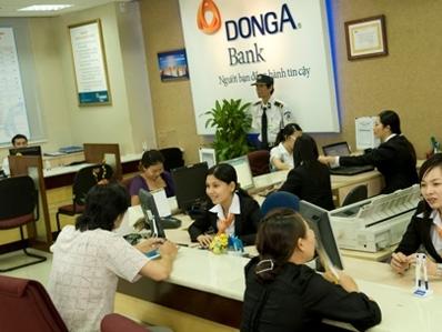 DongA Bank đạt 7% kế hoạch lợi nhuận 2014