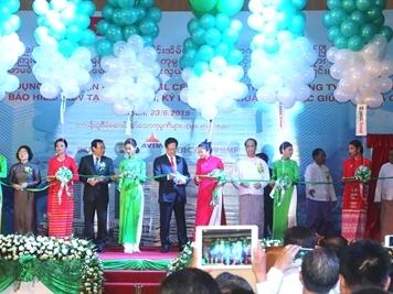 BIDV hợp tác mở công ty tài chính tại Myanmar