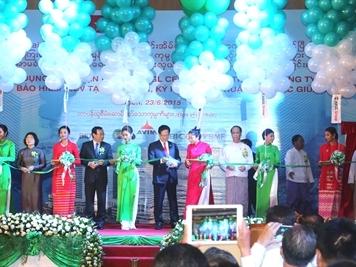 HAGL đưa khu phức hợp tại Myanmar vào sử dụng