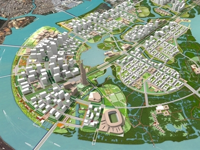 CII sắp khởi công dự án 10.000 tỷ đồng ở Thủ Thiêm