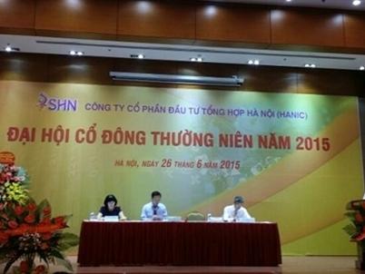 ĐHCĐ SHN: Kế hoạch tăng vốn lên 2.073 tỷ đồng