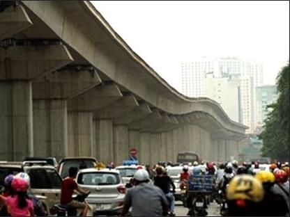 Đường sắt đô thị Cát Linh - Hà Đông uốn lượn có chủ ý?