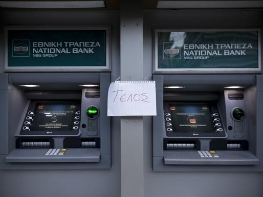 Cạn tiền, Hy Lạp trông chờ vào ECB ngăn ngày thứ Hai đen tối