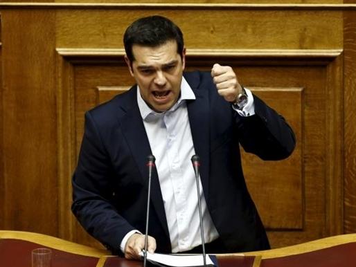"""Quốc hội """"bật đèn xanh"""" cho Thủ tướng Hy Lạp"""