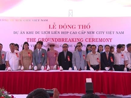 Khởi công dự án du lịch 1 tỷ USD tại Phú Yên