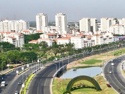 Xây cầu nối Thủ Thiêm và Phú Mỹ Hưng