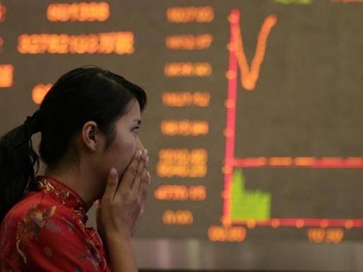 Cứu thị trường, Trung Quốc tính cho phép quỹ lương hưu mua cổ phiếu