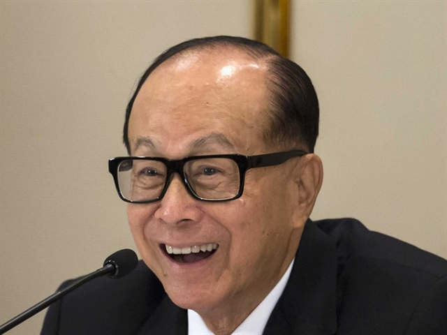 Tỷ phú Li Ka-shing và con đường trở thành người giàu nhất Hong Kong