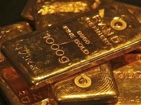 Giá vàng giảm khi khủng hoảng nợ Hy Lạp hạ đo ván euro