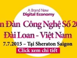 Mở rộng hợp tác ngành thương mại điện tử Việt Nam – Đài Loan