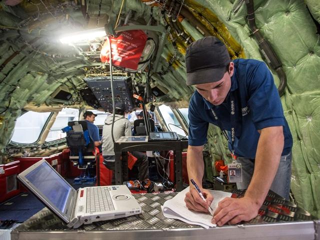 Airbus cân nhắc sản xuất linh kiện máy bay tại Việt Nam