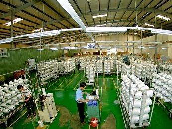 Sợi Thế Kỷ liên doanh với đối tác xây nhà máy sợi 90 triệu USD