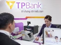 TPBank: Lợi nhuận 6 tháng đạt 342 tỷ đồng