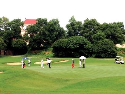 FLC muốn đầu tư sân golf tại Quảng Ninh