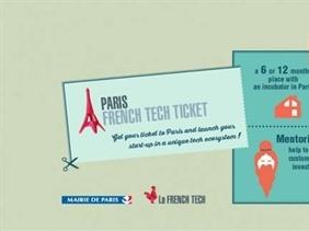 Paris French Tech Ticket: Hãy khởi nghiệp tại Pháp!
