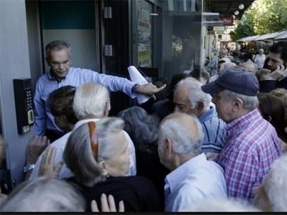 Hy Lạp đã sẵn sàng cho cuộc trưng cầu ý dân