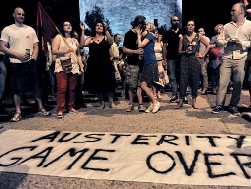 """10 hệ lụy khi Hy Lạp nói """"Không"""""""