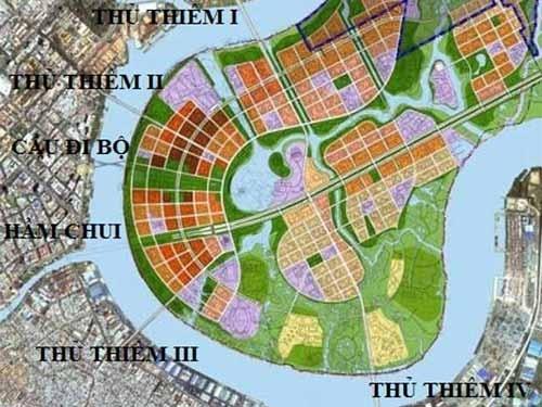 TPHCM sắp xây cầu Thủ Thiêm 4