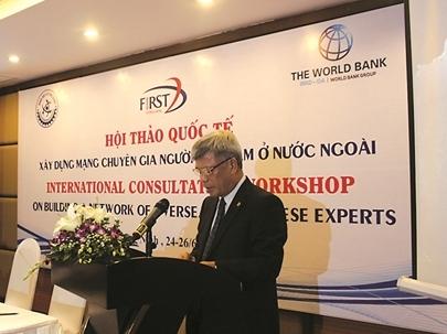 Chuyên gia người Việt ở nước ngoài: Liên kết là sức mạnh