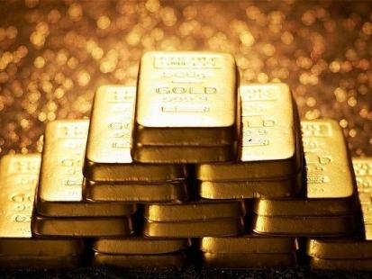 Giá vàng đi lên khi nhu cầu tài sản trú ẩn an toàn tăng