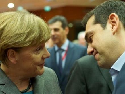 """Thủ tướng Đức: """"Thời gian dành cho Hy Lạp sắp hết"""""""