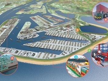 Huy động 2,5 tỷ USD xây siêu cảng tổng hợp đảo Hòn Khoai