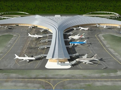 Sân bay Long Thành được khởi công năm 2019