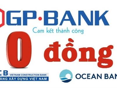 GPBank chính thức bị mua lại với giá 0 đồng